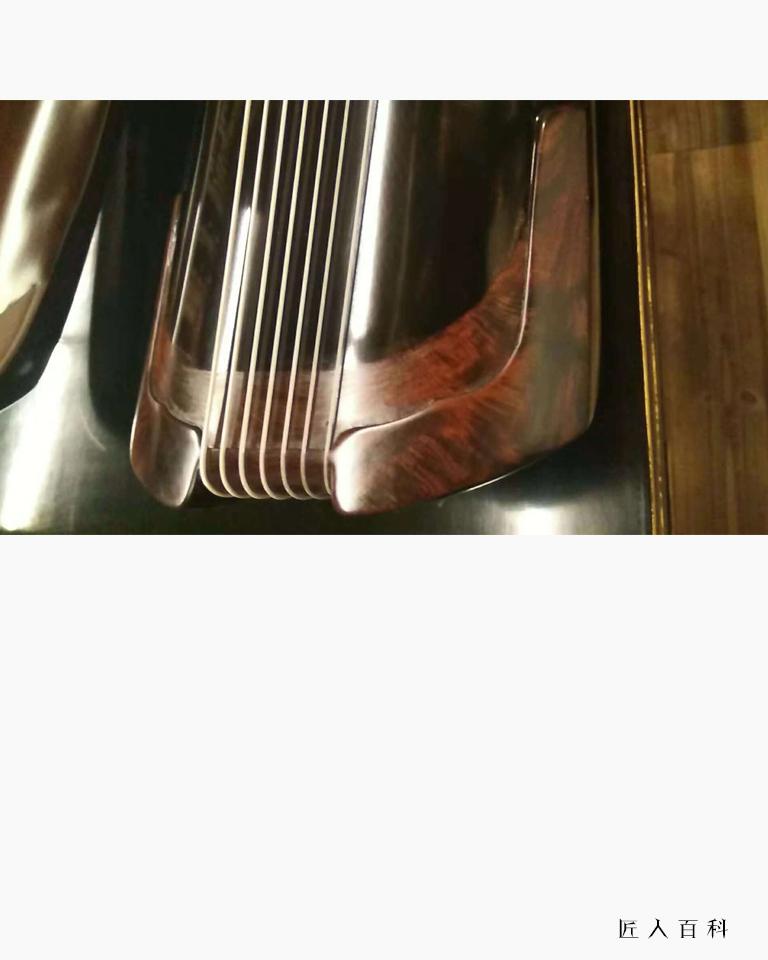 汤可义的作品-汤可义古琴