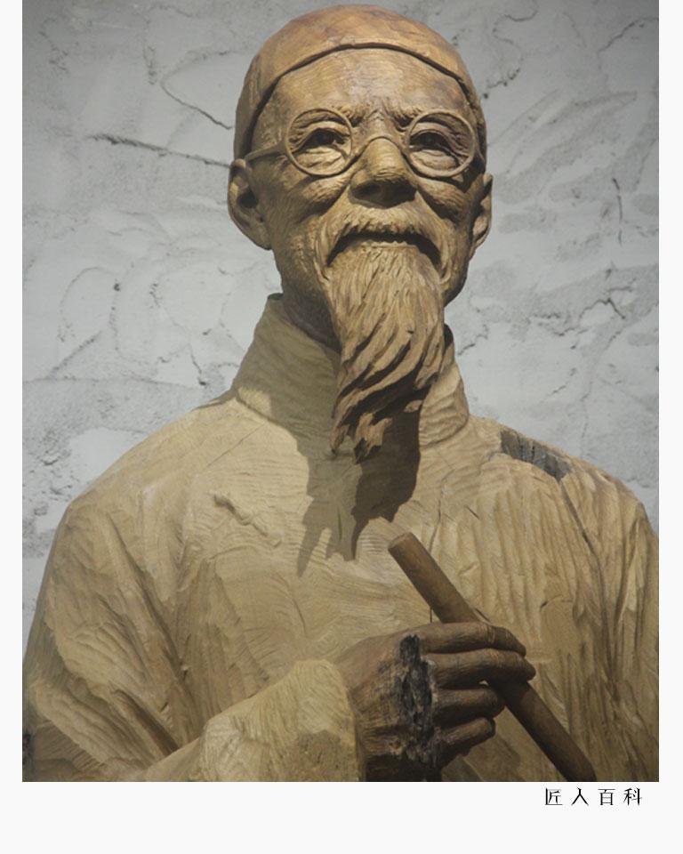潘葵的作品-潘葵根雕