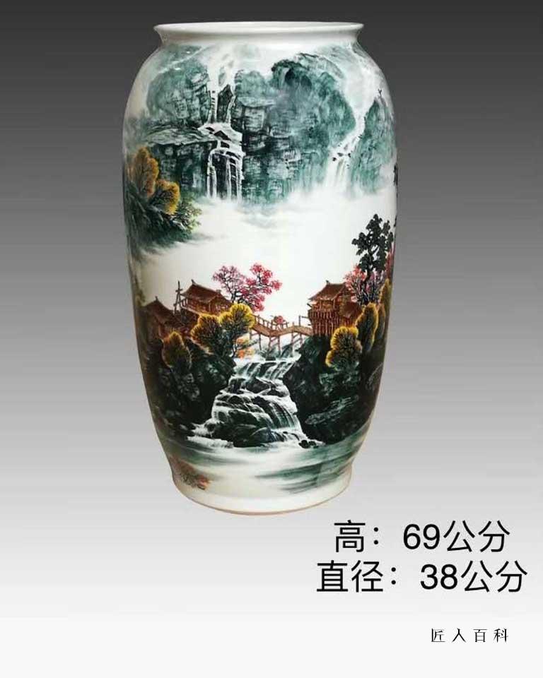 郑永林的作品-郑永林陶瓷艺术家