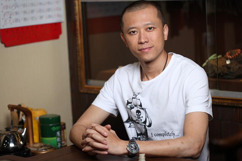 玉雕艺术家郑宏伟:艺术创作是精神需要,也是社会责任