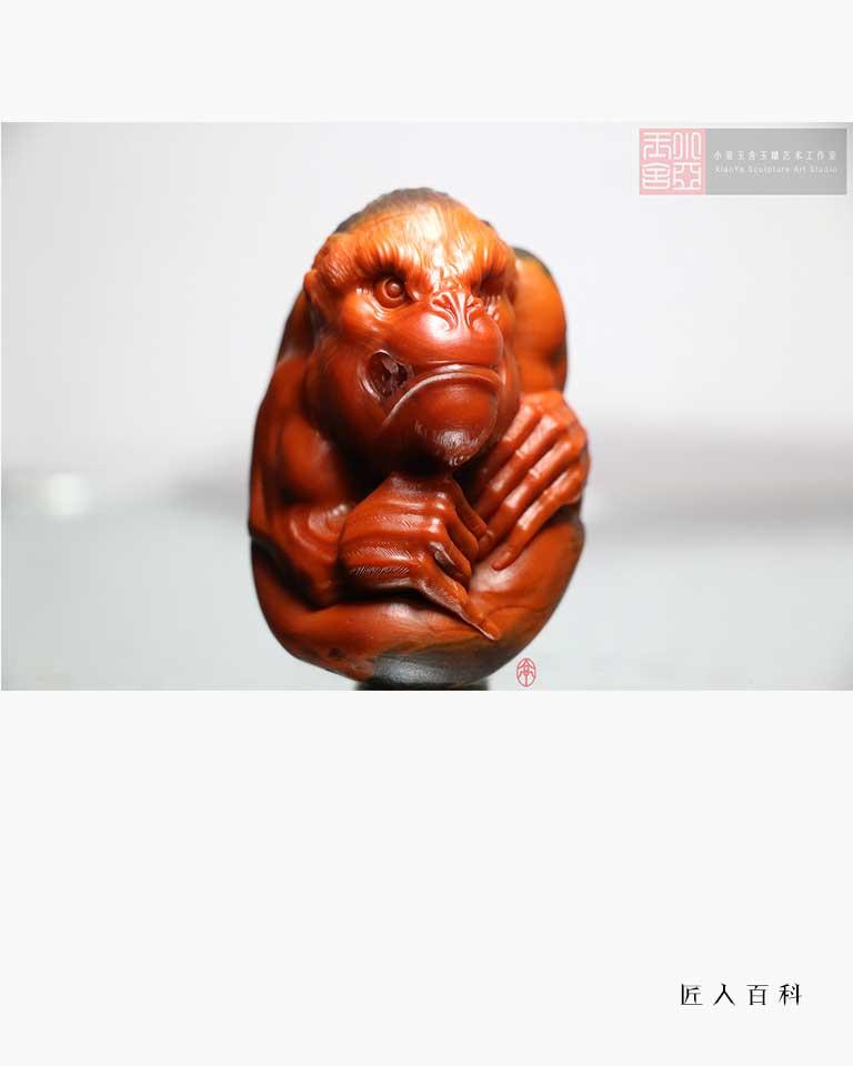 高新亚的作品-高新亚玉雕