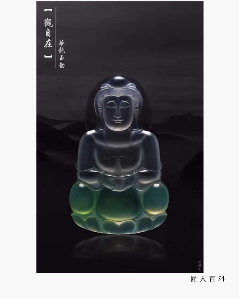 林龙波的作品-林龙波玉雕