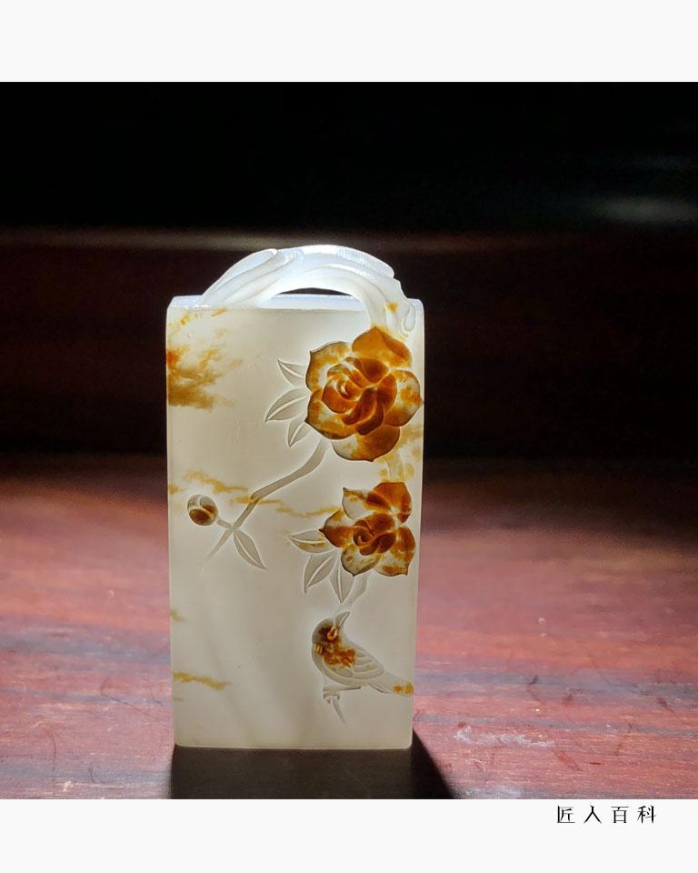 李旻罡(玉雕)的作品-李旻罡16