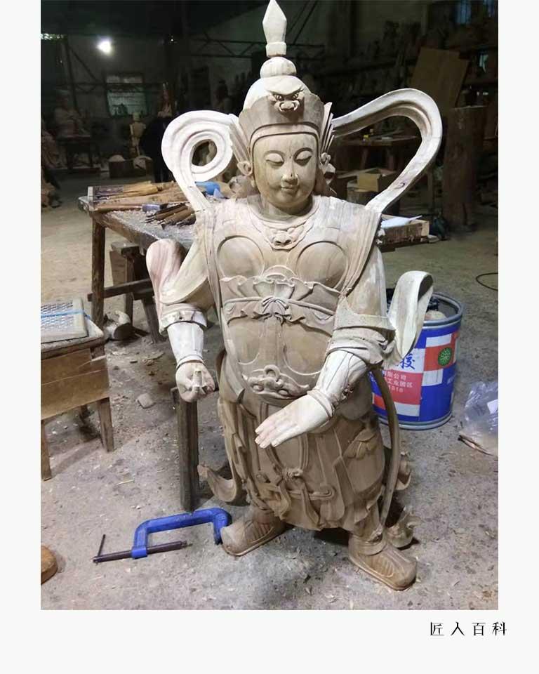 单俊平的作品-单俊平木雕