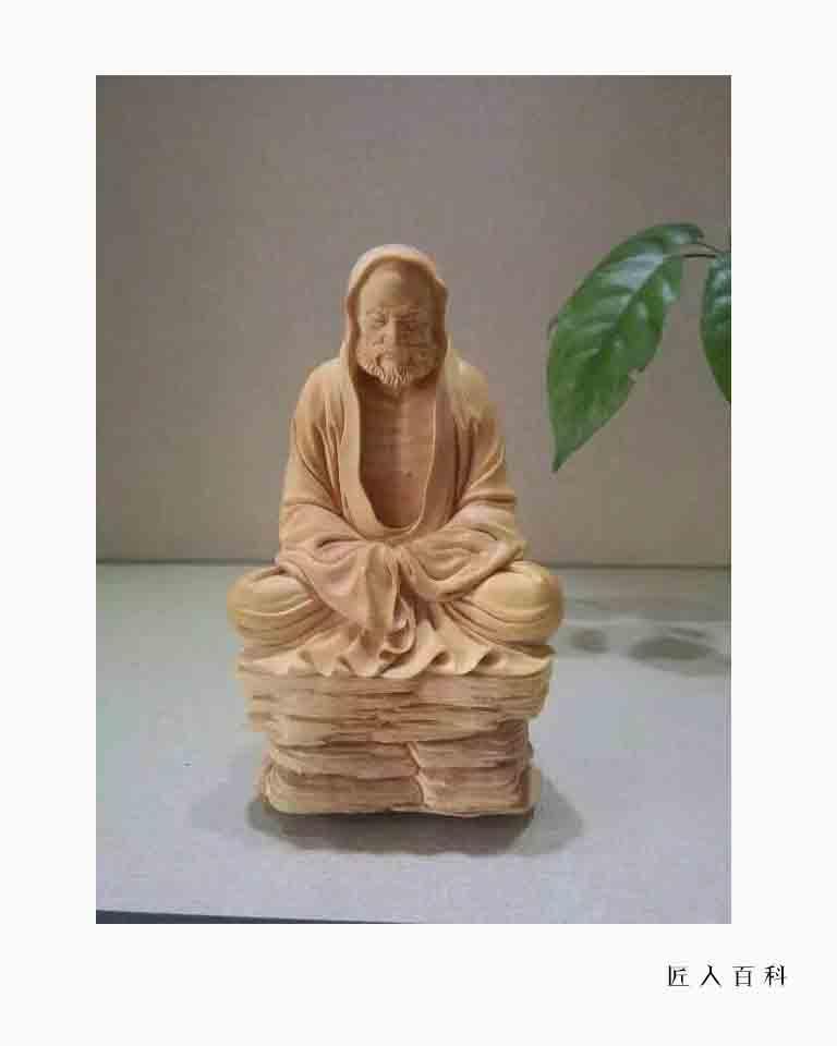 蒋友国(木雕师)的作品-06