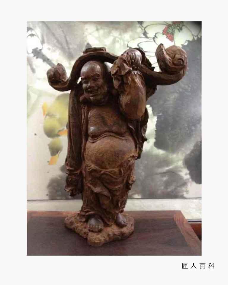 蒋友国(木雕师)的作品-100