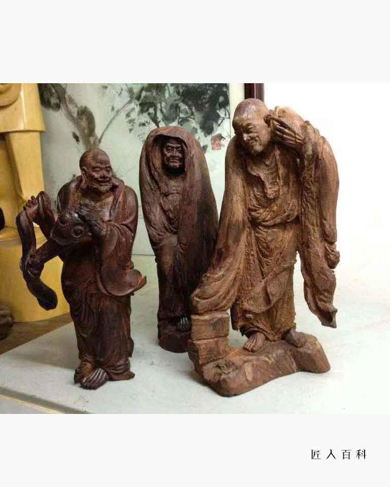 蒋友国(木雕师)的作品-133