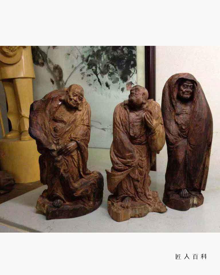 蒋友国(木雕师)的作品-144
