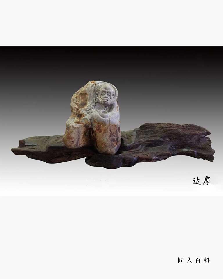 张明法的作品-张明法石雕