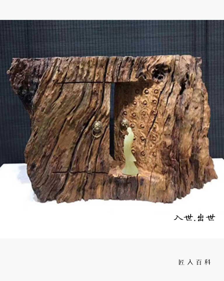 张明海的作品-张明海石雕