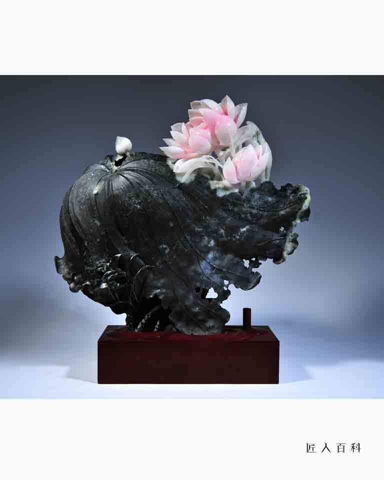 刘晓波(玉雕师)的作品-刘晓波玉雕