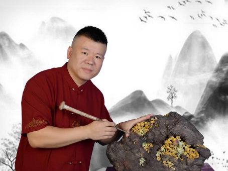 匠守初心,艺泽后辈—石雕匠人徐永泽