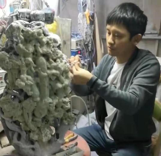刘崇晓石雕艺术工作室