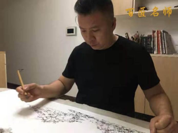 何成苗--论玉雕与中国画之间的关系